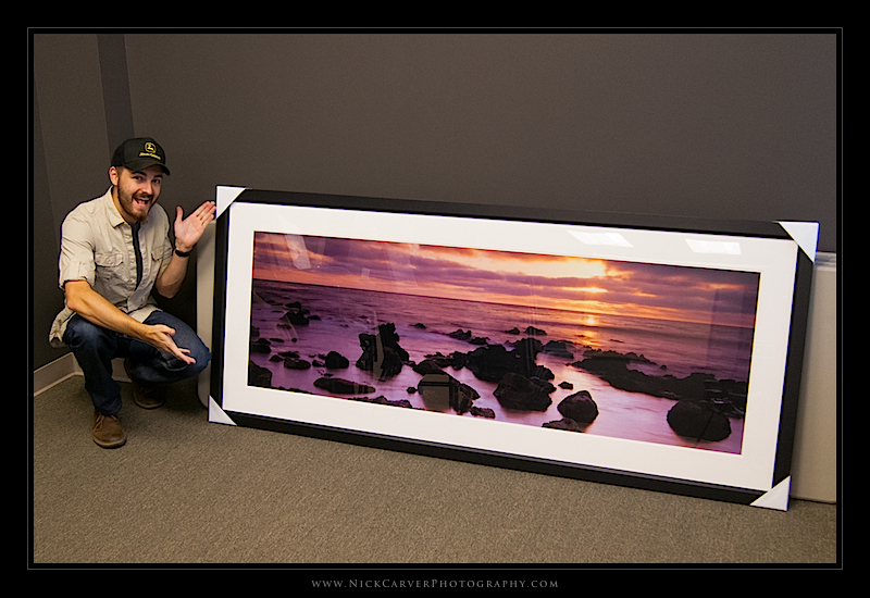 Large Panoramic Picture Frames Picture Frame Ideas