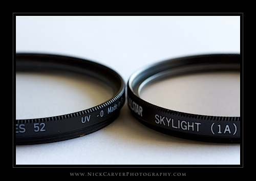 UV or Skylight Filter