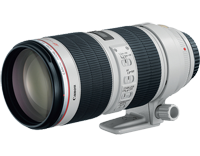 Canon 70-200mm f/2.8L IS
