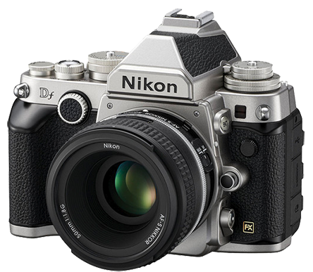 The New Nikon Df DSLR