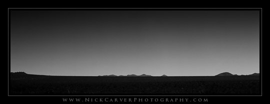 Joshua Tree National Park Black and White Photography