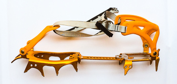 Crampons: The most useful tool of the trip