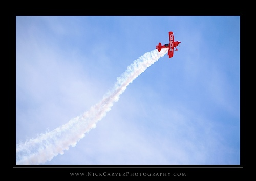 Oracle Challenger - Miramar Air Show 2011