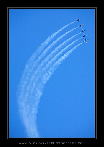 The Blue Angels - Miramar Air Show 2011
