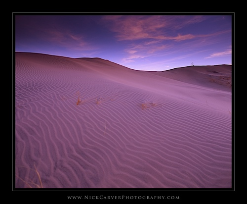 Landscape Photography in the Mojave Desert