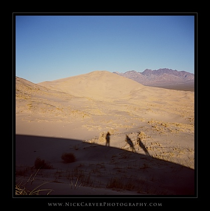 Mojave Desert Color Landscape Photography