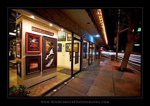 Nick Carver: Featured Artist at Artist Eye Laguna Gallery for Feb 2012