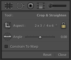 How to crop a picture - crop photos correctly