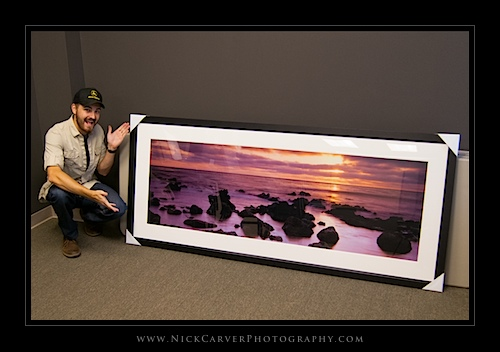 Large Wall Art - Panoramic Photography by Nick Carver