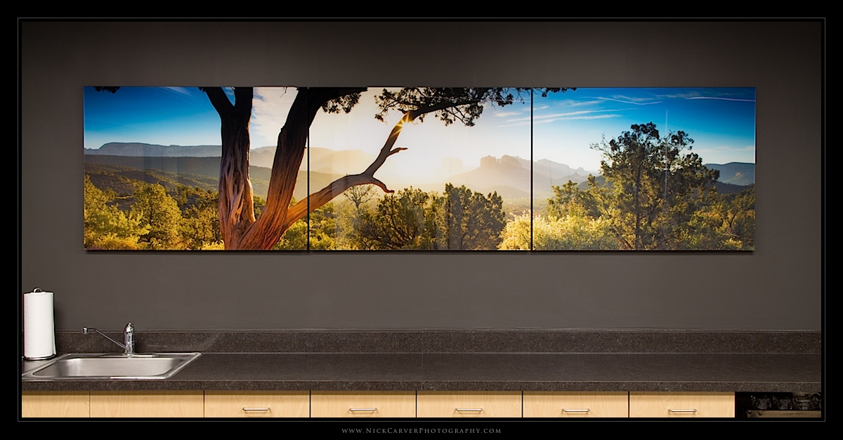 large wall art panoramic photography by nick carver - Large Wall Hangings